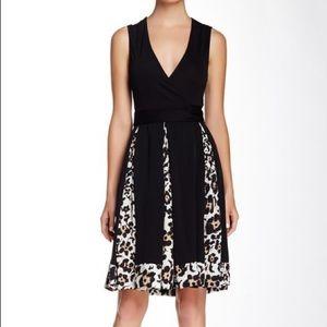 Diane von Furstenburg Malba Silk Wrap Dress